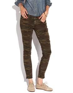 Jeans Military Skinny