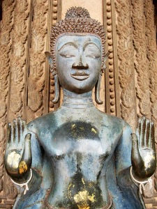 Greeting Card | Buddhist Themed | Buddha in Double Mudra pose | #9 of 20