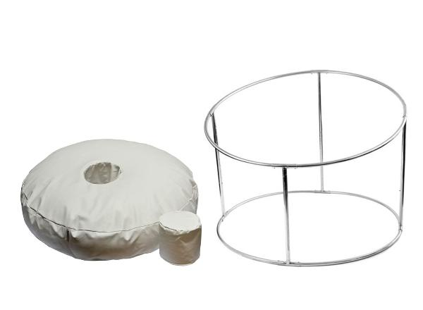 Pack kreisförmiges Gestell - Modell 3