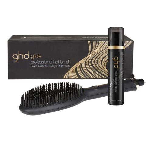 Pack Brosse Lissante ghd Glide + Protecteur Thermic