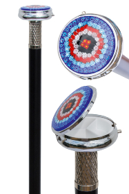 Millefiori Pillbox Dress Cane