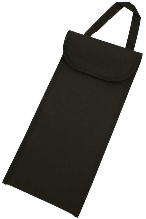 Black Pouch with Handle