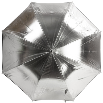Metal Argent Umbrella by Jean Paul Gaultier
