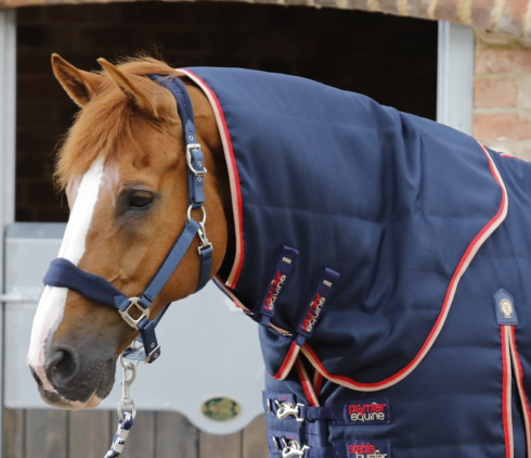 Stable Buster 100 Stable Rug Neck Cover (100g Fill)