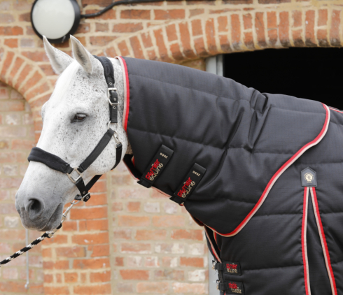 Stable Buster 450 Stable Rug Neck Cover (200g Fill)